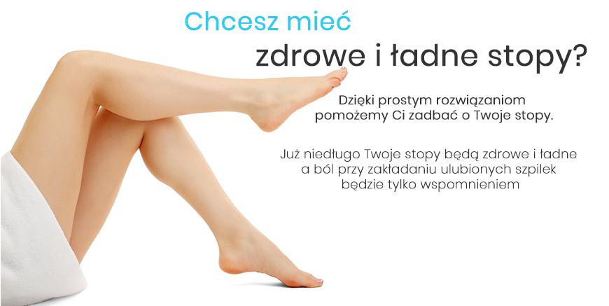 Jak mieć zdrowe i ładne stopy? Pomożemy Ci zadbać o Twoje stopy.